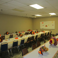 Youth Thanksgiving Dinner 2011