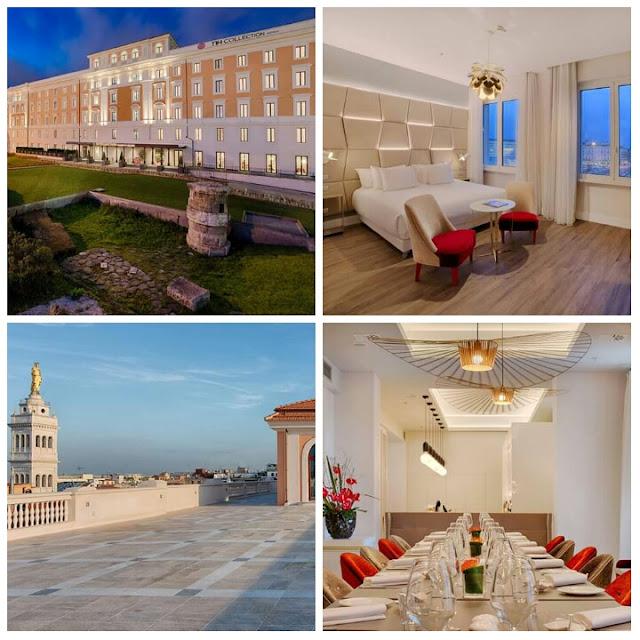 NH Collection Palazzo Cinquecento Roma Termini