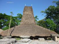 Sumba_Waikabubak. Kampung Waitabar
