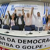 Reunião com Sindicatos e Movimentos Sociais
