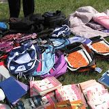 Homeless in Detroit Backpacks