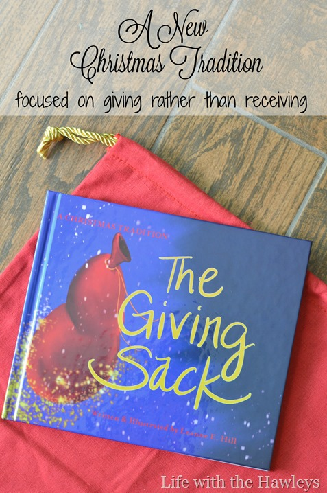 The Giving Sack- Life with the Hawleys
