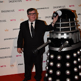 OIC - ENTSIMAGES.COM - Perry Benson at the National Film and Television School (NFTS) Gala celebrating film, TV and video games characters  London 2nd June 2015   Photo Mobis Photos/OIC 0203 174 1069