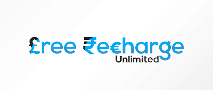 (Update) Free Recharge Unlimited App - Get 10 Rs on Signup & 10 Rs Per Refer (No Mobile Verification + Paytm Redeemable)