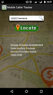 Mobile Caller Tracker 1.0.5 Mod + Data for Android 3