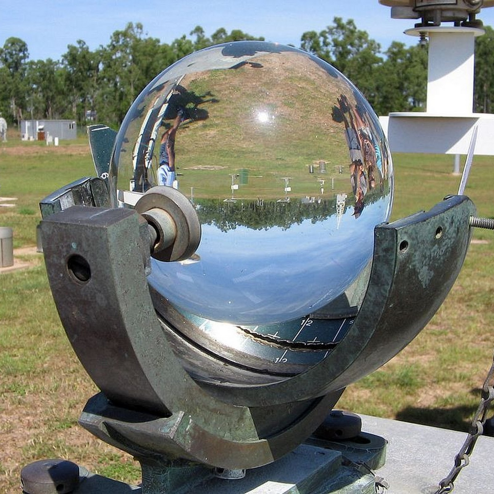 Campbell–Stokes Recorder: A Simple Device That Measures Sunshine