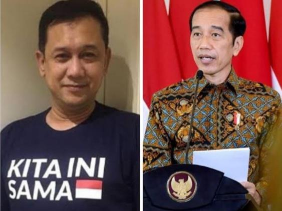 Sebagian Menteri Gagap Ikuti Visi Besar Jokowi, Denny Siregar: yang Gak Mampu Biasanya Ditendang
