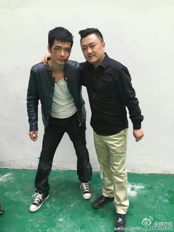 Xue Yilun China Actor