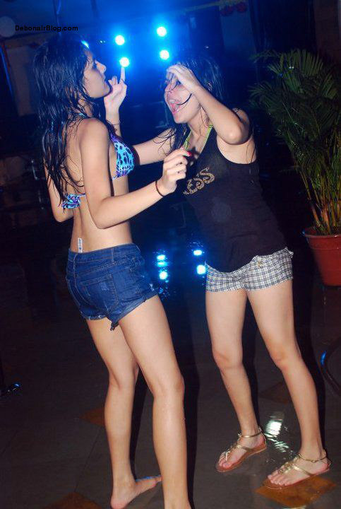 Indian girls club blog