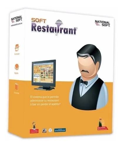 Soft Restaurant; El sistema para los restaurantes inteligentes.