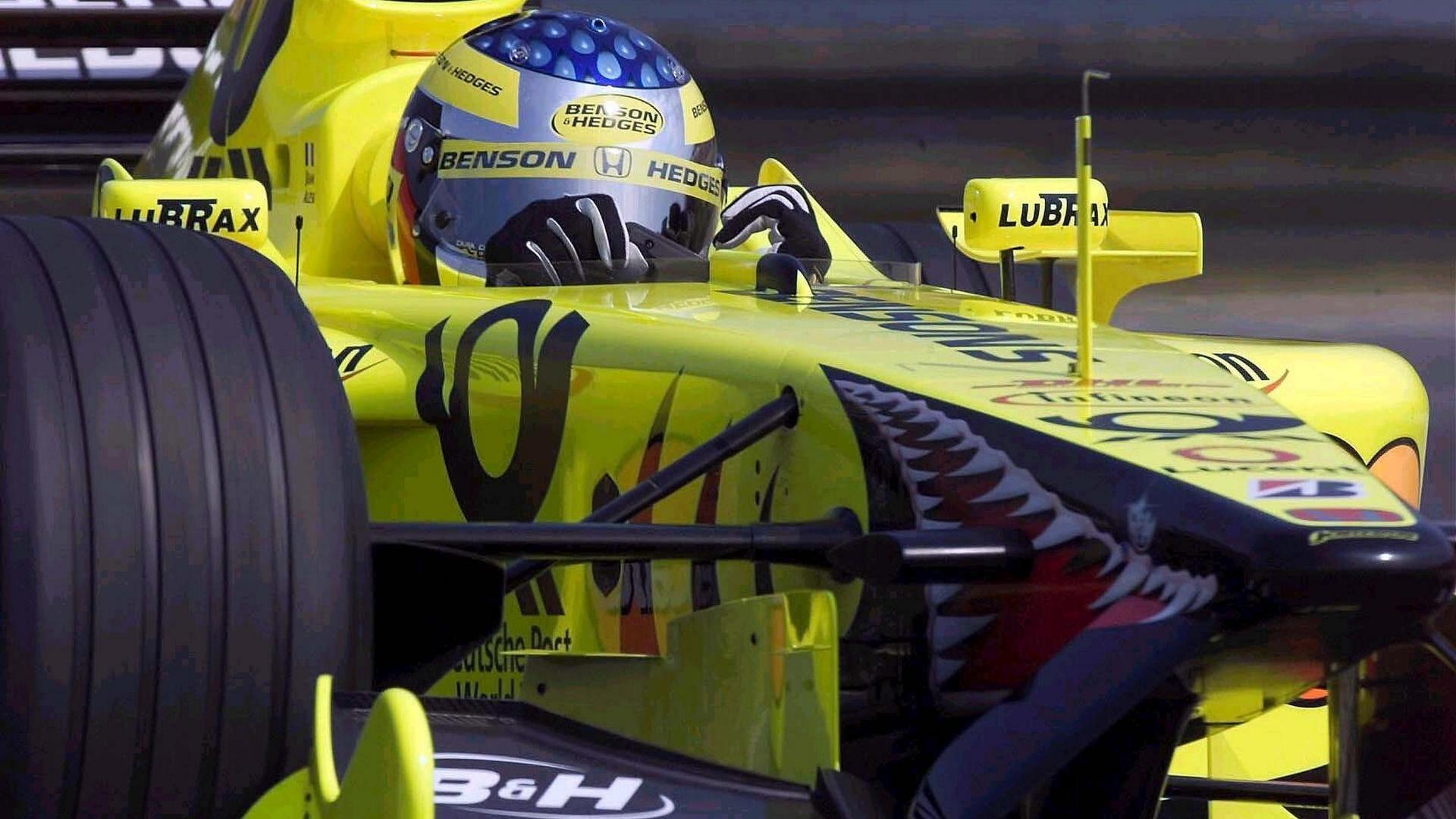 HD Wallpapers 2001 Formula 1 Grand Prix Of Hungary F1