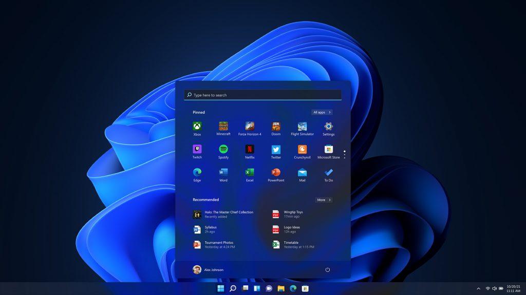 Come Microsoft è arrivata a Bloom, il simbolo del nuovo Windows 11