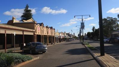 Boulder Burt Street