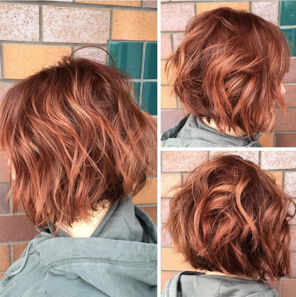 Curly Hairstyles Of 2018 For Women's 3