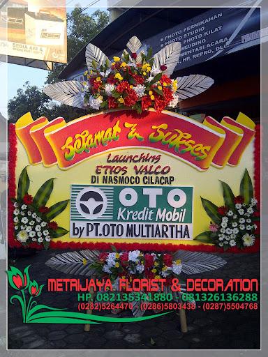 ucapan selamat dan sukses dari pt.oto artha finance untuk nasmoco cilacap