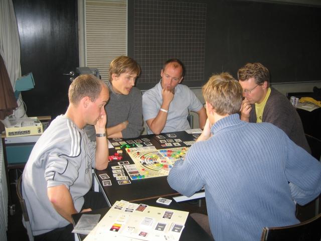 Die Macher på Viking Con 2003.
