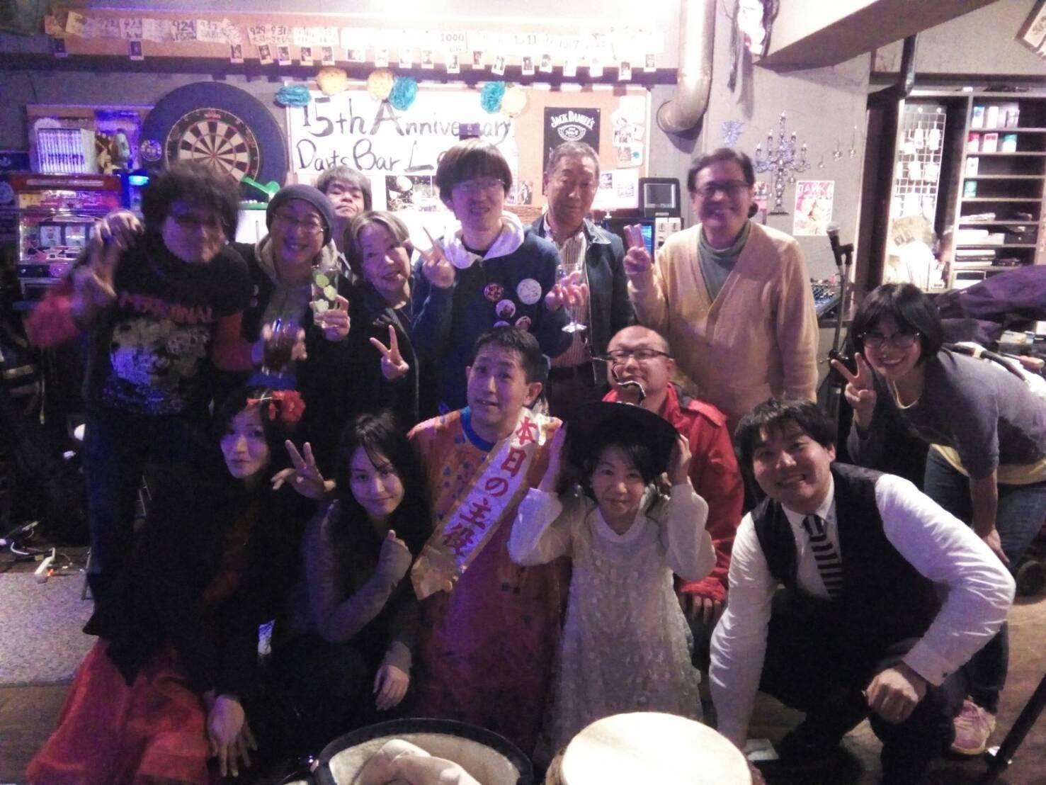 [画像や皆様のツィート集、動画] ひんでん 高橋 秀樹 56歳 お誕生日会。(LIVE Party)