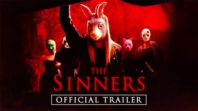 Trailer para The Sinners. Jovenzuelas de institutos representando a pecados capitales