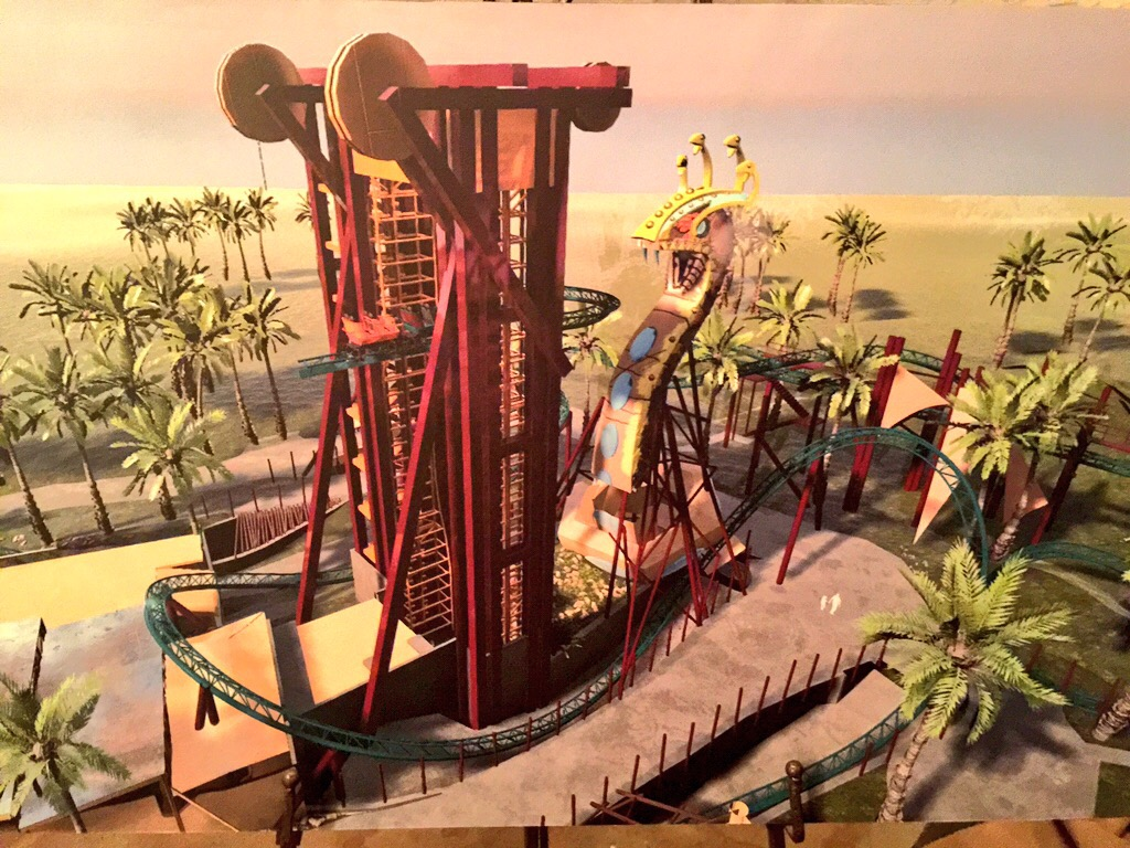 Best Week Ever June 4 2015: Busch Gardens Tampa Touringplans.com blog