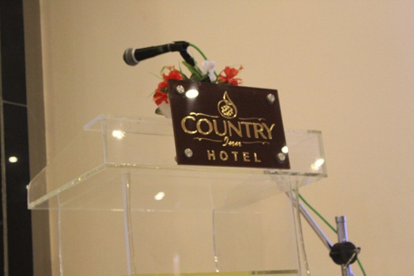 Country Inn Hotel Conference Hall