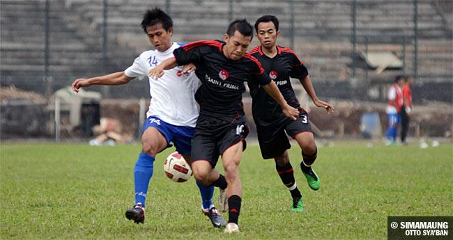 Hendra Ridwan Persib Bandung