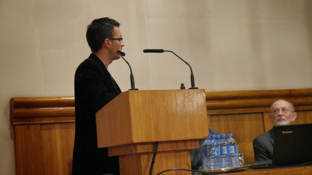 Konferencja Metody geofizyczne w archeologii polskiej (fot. J. Karmowski, K. Kiersnowski) - geof%2B%252846%2529.JPG