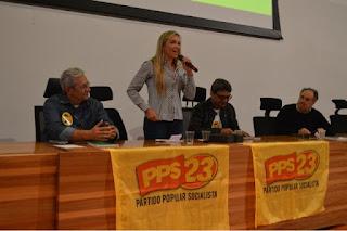 Foto site da deputada Celina Leão