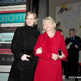 WWW.ENTSIMAGES.COM - Hermione Norris  arriving at  Costa Book of The Year Award 2012 at Quaglino's Bury Street London January 29th 2013                                                         Photo Mobis Photos/OIC 0203 174 1069