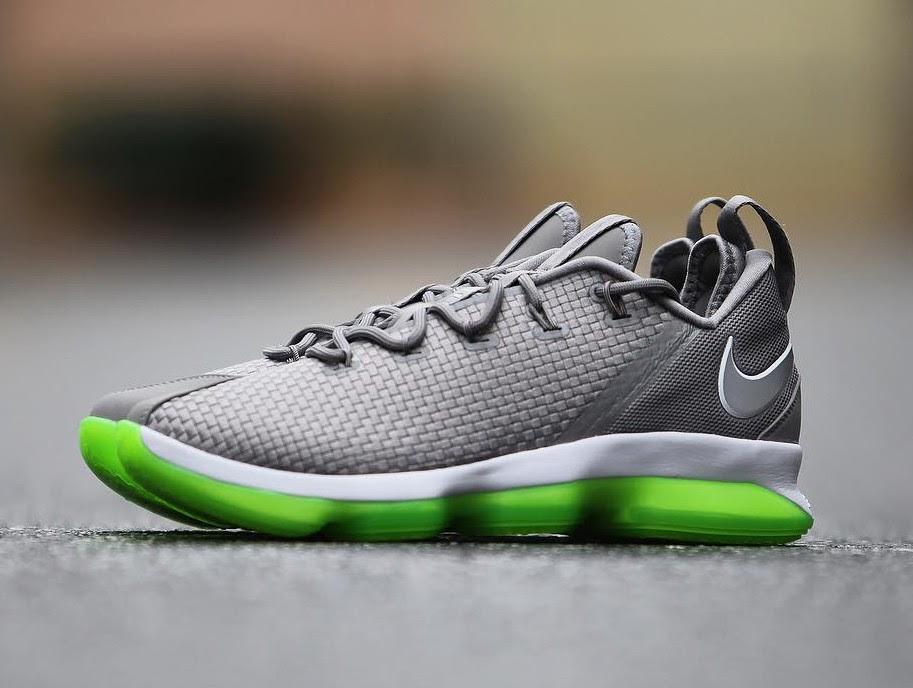 13d4086dfd4e47 ... Upcoming Nike LeBron 14 Low Dunkman That Drops Next Week