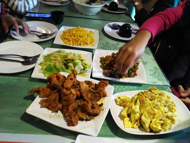 gambar makanan di restoran halal beijing