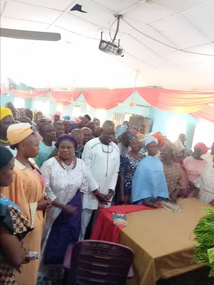 Afijio West LCDA Sympathise With Akesan Market Victim
