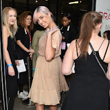 OIC - ENTSIMAGES.COM - Amber Le Bon at the  at the Istituto Marangoni Graduate Fashion Week show in London  5th June  2016 Photo Mobis Photos/OIC 0203 174 1069