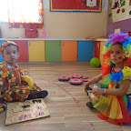 Clown Day (Playgroup) 29.10.2015