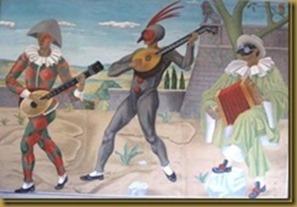 Arlecchino Nappa e Tartaglia