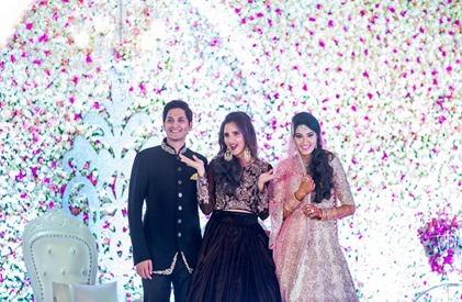 Sania Mirza-Sister-Wedding-Outfits-Mystylespots3
