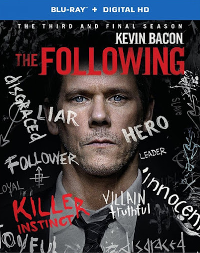 The Following – Temporada 3 [3xBD25]