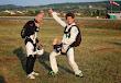 27-PARACHUTISME CHAMPIONNAT EUROPE BOSNIE 2013- FREE STYLE Equipe 3 GYMNASKY Saut 6