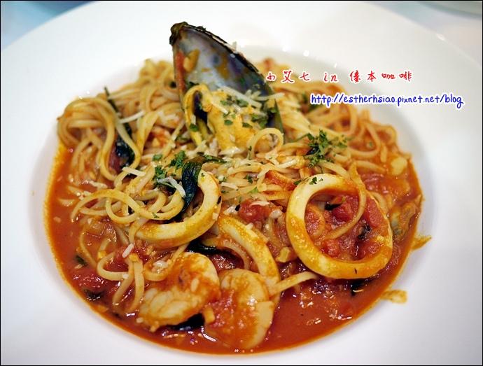 18 蕃茄海鮮麵-1