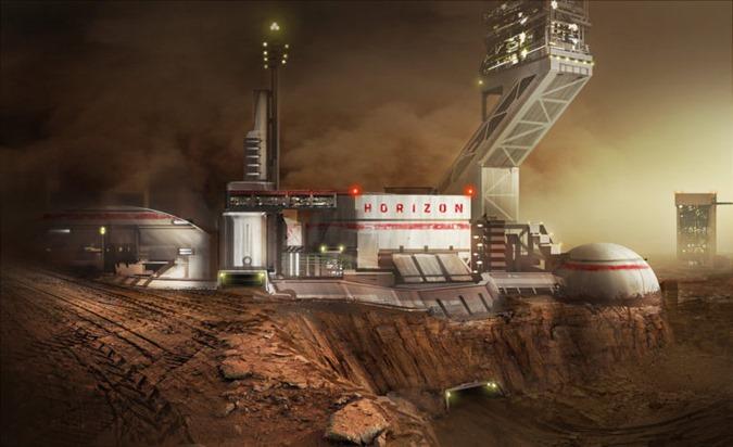 Marte é habitado por seres humanos e híbridos extraterrestres 02
