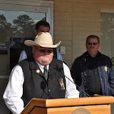 Hempstead County Law Enforcement UACCH Sub Station Ribbon Cutting