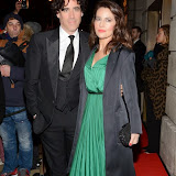 OIC - ENTSIMAGES.COM - Stephen Mangan and Louise Delamere at the BAFTA - Fundraising Gala in London 5th February 2015  Photo Mobis Photos/OIC 0203 174 1069
