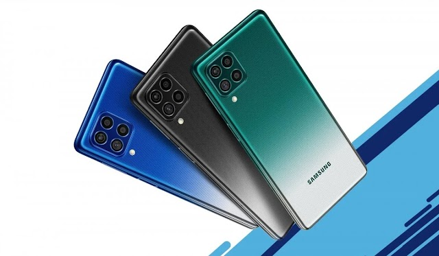 Samsung Galaxy F62 Announced Feb 2021.