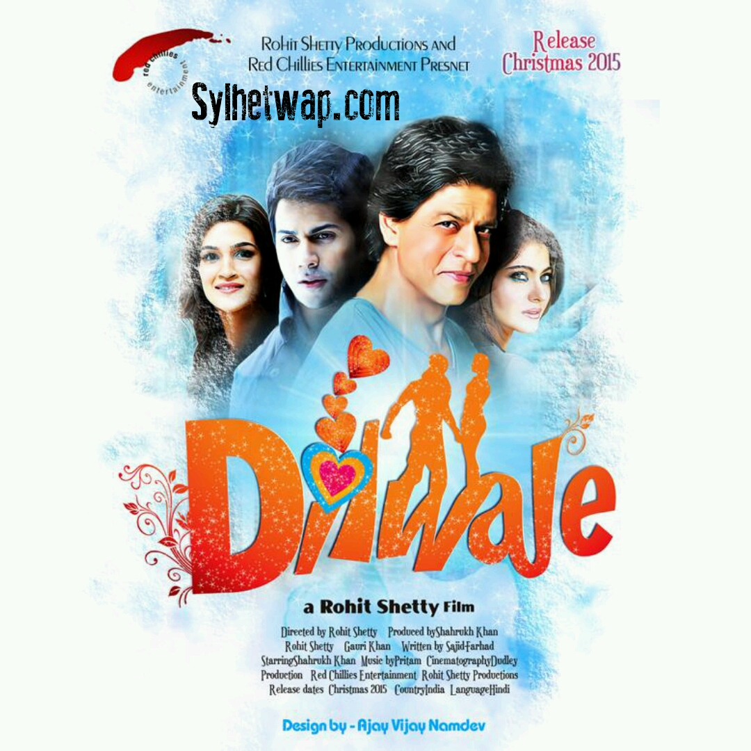 Download Song Gerua Of Dilwale: Dilwale (2015) Ringtones
