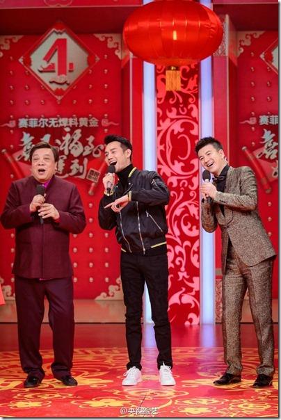 王凯 X 20170127 央視春晚 02