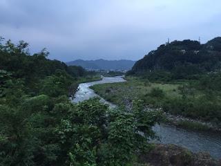 渡良瀬川の景色