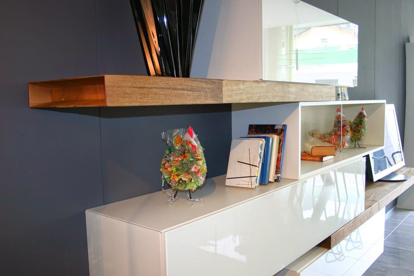 Soggiorni e salotti moderni arredo per la tua casa for Mobile angolare