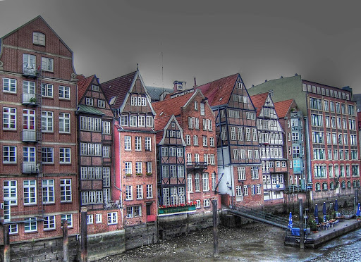 Hamburg, Germany - from My study abroad experience in Germany