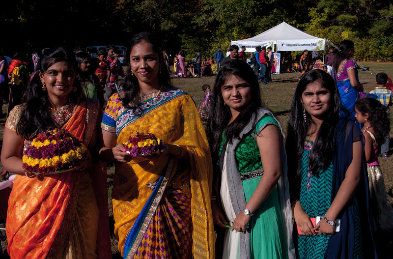 TeNA Boston Bathukamma 2015 Celebrations - 95.jpg