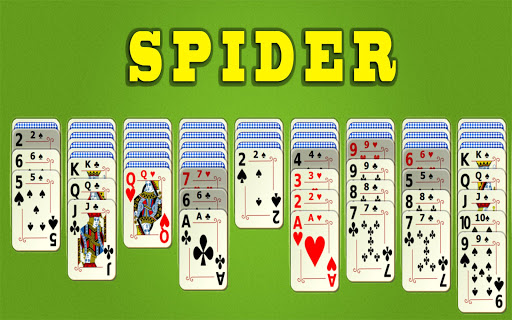 Spider Solitaire Mobile  screenshots 9