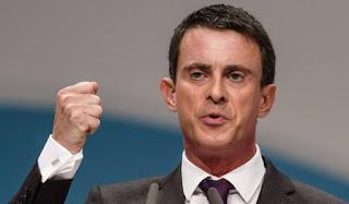 Le premier ministre Manuel Valls justifie l'interdiction du burkini